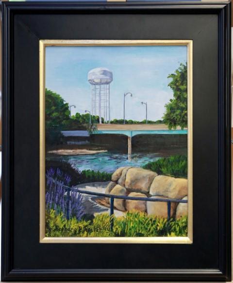 Friends of Riverfront Plein Air Painting Event Beloit Wisconsin