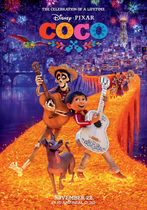 Coco: Movie on the Big Lawn @ Jones Pavillion at Riverside Park | Beloit | Wisconsin | United States